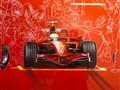 F1 paint