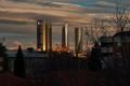 Sunrise, Castellana Norte - Madrid