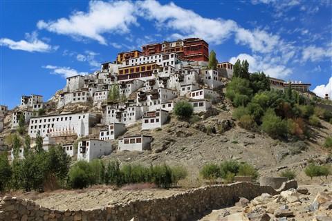 Thiksay Gompa, Ladakh.