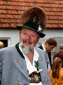 bayrischer Hut mit Gamsbart