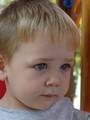 My grandson Leo