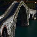 devil's bridge - Borgo a Mozzano (Italia)