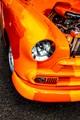 Car in Orange