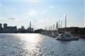 Sunny day in Boston