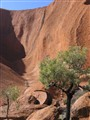 Ayers Rock - not the usual view
