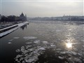 Budapest - Winter-panorama