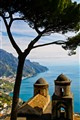 Church in Ravello Italy