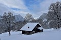 Grindelwald in winter