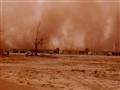 Sandstorm in Iraq