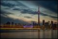 Toronto Skyline Streaker