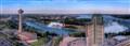 Niagara Falls HDR Panoramic