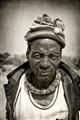 Himba shepherd. Namibia