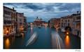 Venezia at dusk