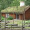 Swedish Sod Roof Cabin