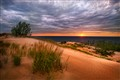 Sleeping Bear Dunes Sunset