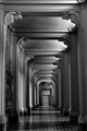 B&W St John Laterine Arches