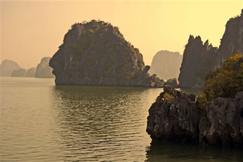 Halong Bay Viet Nam - 3