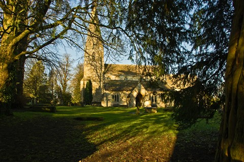 Bisley Church, Bisley, Gloucestershire