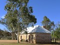 Alice Springs Telegraph Station.