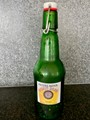 Novel beer mark, in a green bottle