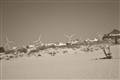 Wind Turbines on the beach