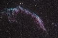 The Veil Nebula: NGC 6992