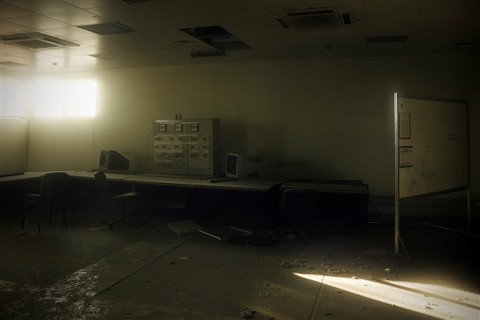 Salle de commandes