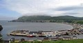 Fishing village Trout River NL, Canada