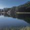 Early morning at Lago Nambino, Brenta Dolomites, Italy