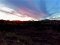 Sunset Over Prescott, Arizona, USA