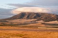 Elk Mountain Wyoming Cloud Crown Sunrise