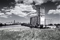 Santa Fe Grain Silo in Chicago