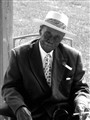 The blues pianist Pinetop Perkins
