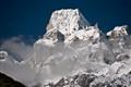 Mt. Larkya Peak (6,249 m), Manaslu Region, Nepal