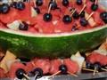 Watermelon Kebabs