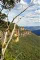 The Three Sisters said Katoomba High School is out there somewhere.