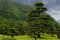 The mysterious garden of the Shimazu clan in Kagoshima
