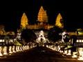 Angkor Wat night tour.