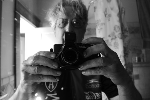 Self-Portrait (LX7)