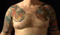 "Traditional Japanese ""Wabori"" Tattoo"