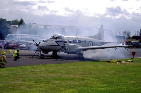 De Havilland DH 104 Devon C2 VP967