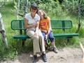 Sisters on Hike
