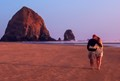 Walk on Cannon Beach