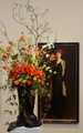 Bouquet to a Lady in Black