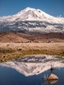Mt. Shasta Reflection