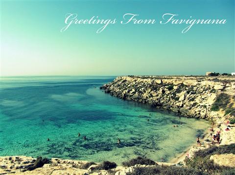 Favignana, Trapani (Sicily)