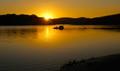 Rocky Valley sunset