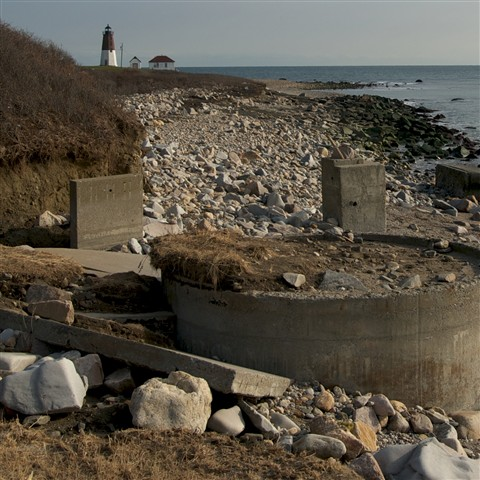 Beach After Sandy