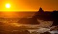 Sunset in Monterey