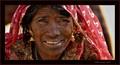 Indian nomadic woman